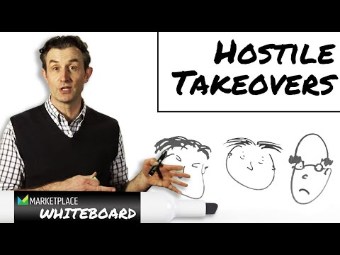 Hostile Takeovers, explained Mp3