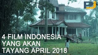 Video PORTAL CINEMA -  Film Indonesia Yang Tayang DI Bulan April 2018 download MP3, 3GP, MP4, WEBM, AVI, FLV Mei 2018