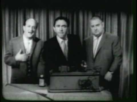 Three Stooges TV commercials
