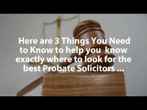 Probate Solicitors Coventry