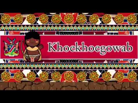 Learn Nama/Damara gowab also known as khoekhoegowab. 😊😊