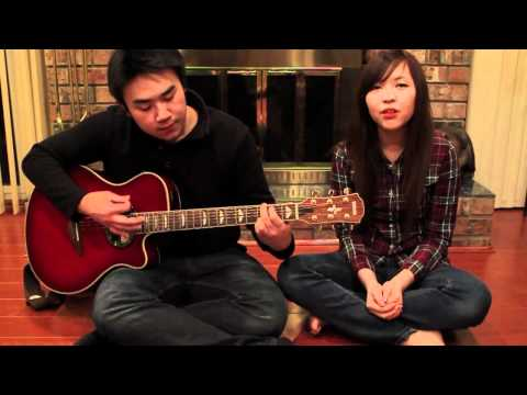 Hillsong- With All I Am (duet acoustic guitar cover)
