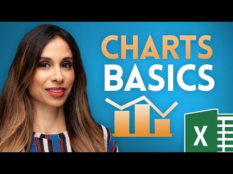 Excel Charts and Graphs tutorial: Learn the Basics for a Quick Start