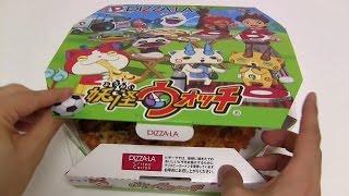Yo-kai Watch Pizza-la ~ 妖怪ウォッチ ピザーラ
