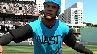HOLY SH!T MONSTER HOMERUN!! | MLB 15 THE SHOW DIAMOND DYNASTY ONLINE GAMEPLAY