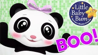 Where Are You? | Boo! | Nursery Rhymes | Original Songs By LittleBabyBum!