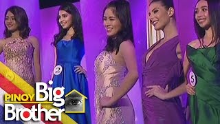 Pinoy Big Brother Season 7 Day 84: Ms Teen PBB 2016 Long Gown Competition