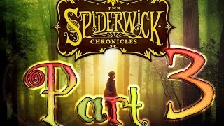The Spiderwick Chronicles Walkthrough Part 3 (PS2, Wii, Xbox 360, PC) Full 3/10