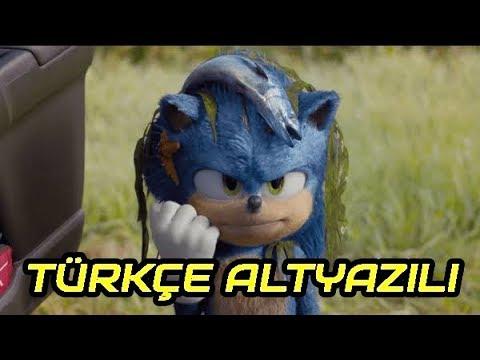 Sonic The Hedgehog Fragman 3 Türkçe Altyazılı