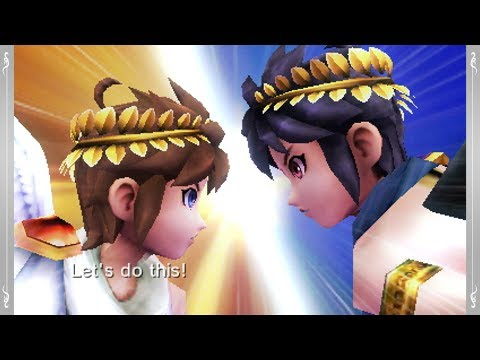 Kid Icarus: Uprising - Chapter 6: Dark Pit