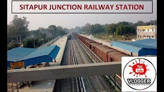 Sitapur Junction Railway Station and Daliganj- Sitapur CRS inspenction on 24-25 Nov