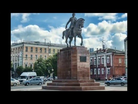 Ryazan - Russia. HD Travel.