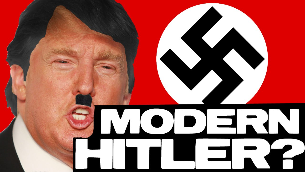 Is Donald Trump the World's Next Hitler? - YouTube
