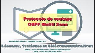 OSPF Multi Zones (KHALID KATKOUT)