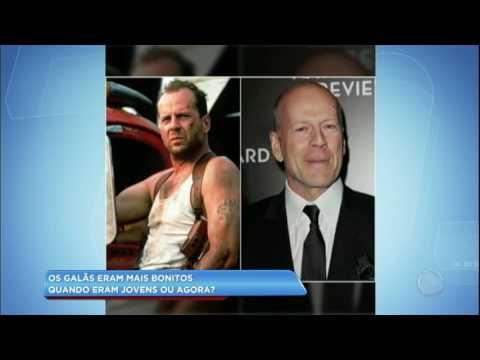 Hora da Venenosa: veja o antes e depois dos galãs de Hollywood