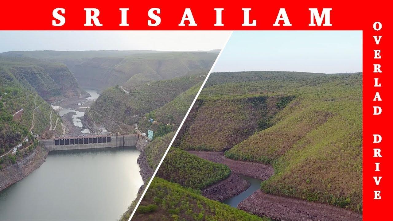 Download Srisailam Dam Aerial View (Bird's View). #IAmACreator