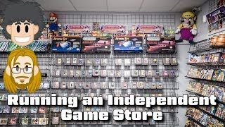 Running an Independent Game Store - #CUPodcast