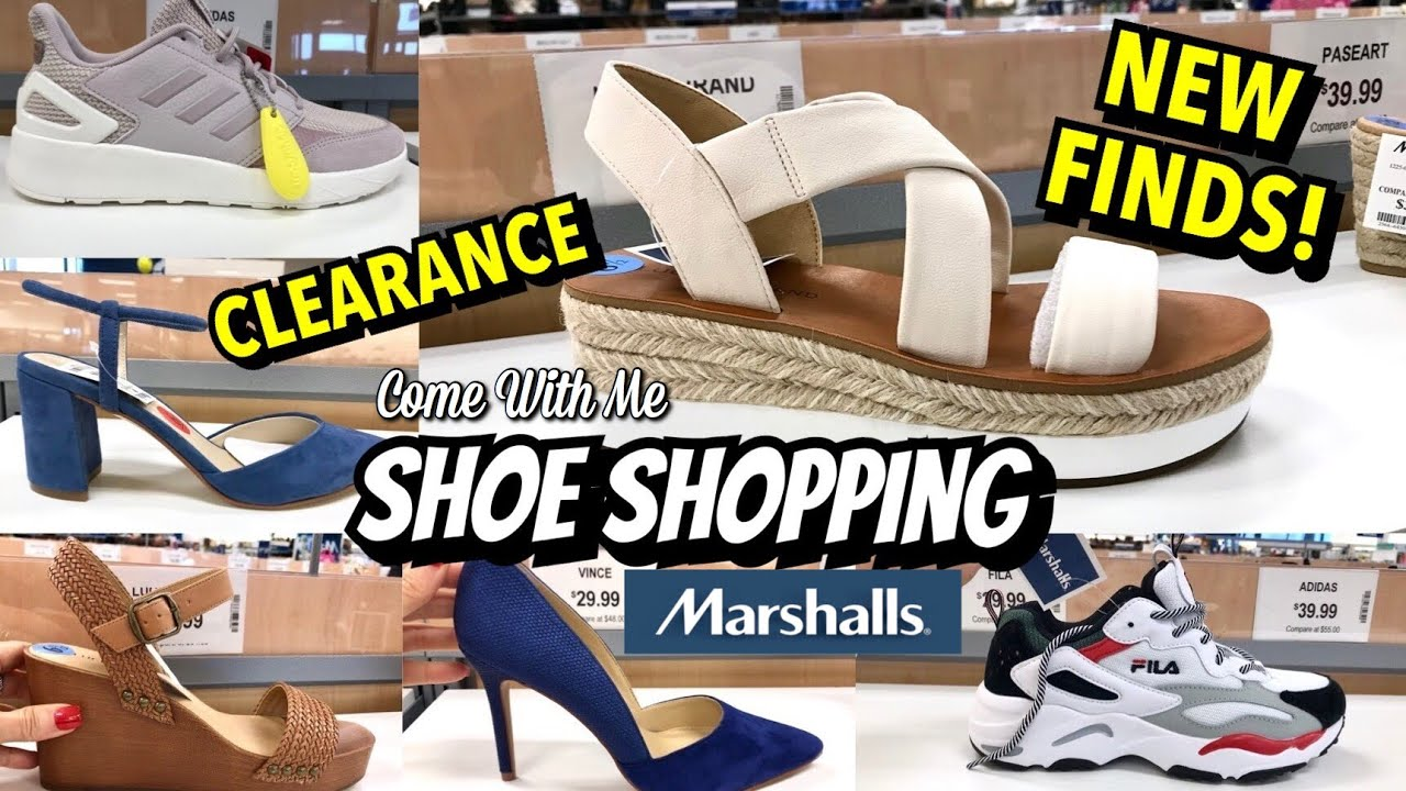 Marshalls SHOP WITH ME Shoes CLEARANCE