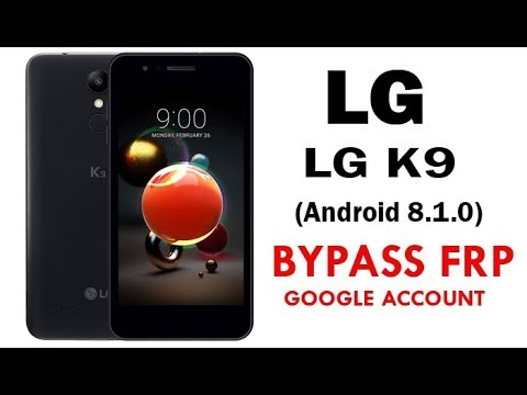 How To Bypass Frp Lg K30
