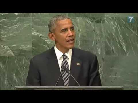 Obama at UN: Recognize Israel, end the 'occupation'