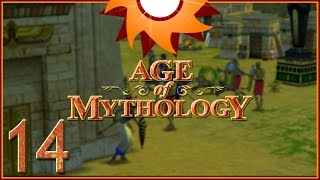 Age of Mythology - Mission 14 - Isis, Hear My Plea ...Gradual Destruction...