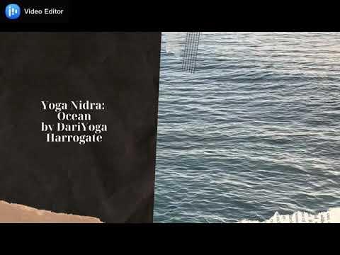 yoga nidra ocean  youtube