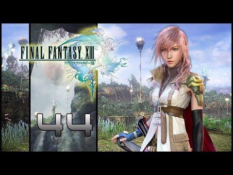 Guia Final Fantasy XIII (PS3) Parte 44 - Realizando misiones [4]