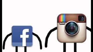 Facebook Vs Instagram-The Social Media Club