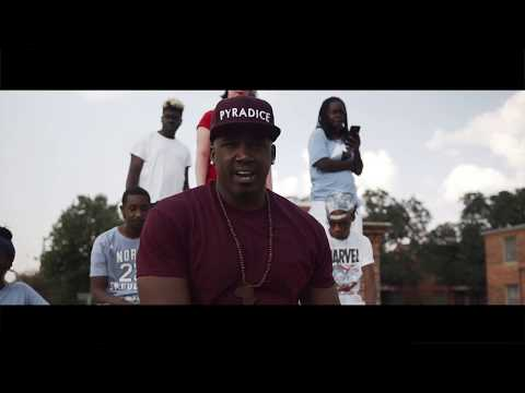 Kinfolk D-Ray - Hard Times (Official Music Video)
