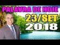 Palavra de Hoje dia 23 de Setembro de 2018 19 Falsos profetas
