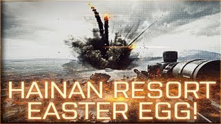 Battlefield 4   Easter Egg Hainan Resort - Explosão do navio.