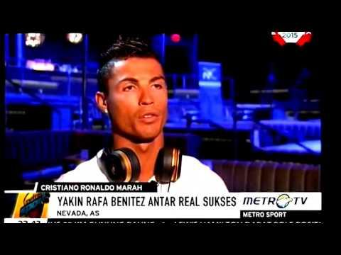 Cristiano Ronaldo Marah
