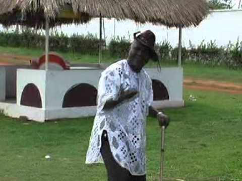 Benji igbadumhe & his okeke sound -the young shall grow funky.