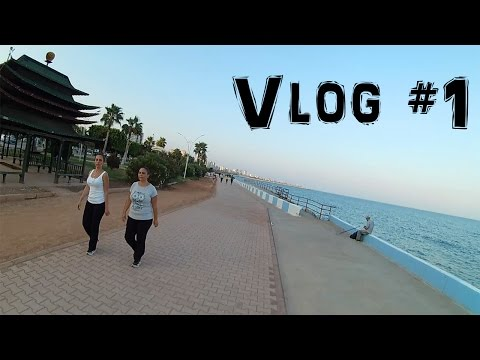 Mersin Coast Walking Tour - Vlog #1