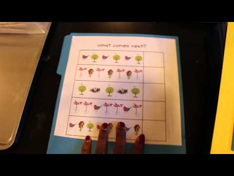 Spring Themed Montessori Inspired Pre-K Learning Activities