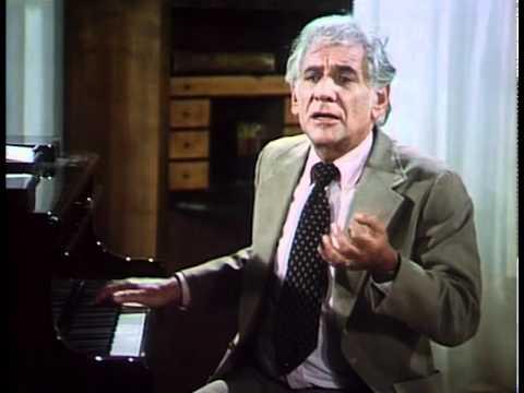 Leonard Bernstein Discusses Beethoven's 4th Symphony