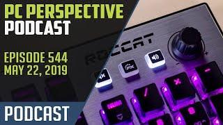 Podcast #544 - Roccat Vulcan 120 Gaming Keyboard, AMD Computex Rumors