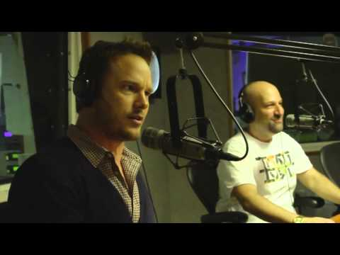 Guardian's Chris Pratt Rap's Eminem's Forgot About Dre w  DJ