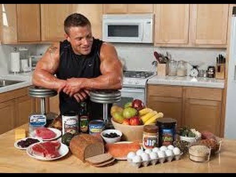 التغذية المتوازنة هي السر في كمال الاجسام Youtube