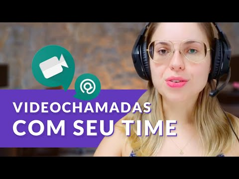 Como fazer videochamadas com seu time no Hangouts (Série Meet e Chat - Ep. 04)