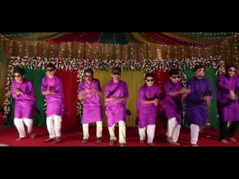 NAHIAN & SUBAH GAYE HOLUD DANCE PERFORMANCE (Glitz n Glare)