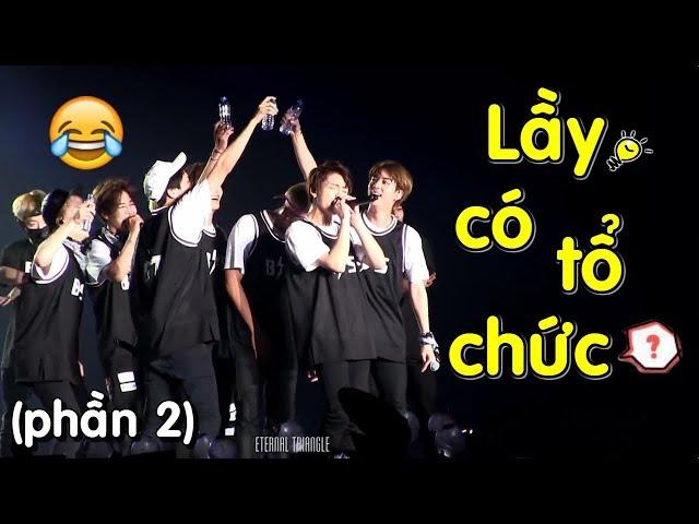 [BTS funny moments #32] Lầy có tổ chức =)))) (phần 2)