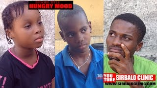 SIRBALO CLINIC - Mc Reality and Adaeze - HUNGRY MOOD (Nigerian Comedy)