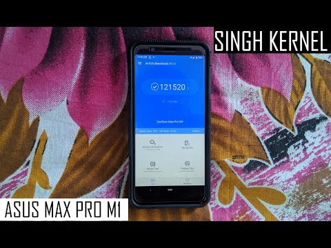 The best kernel for asus max pro m1