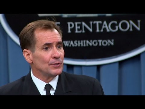 Pentagon: We understand the threat that ISIS poses