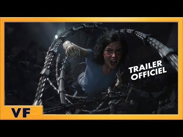 Alita : Battle Angel | Bande Annonce Officielle #2 | VF HD | 2019