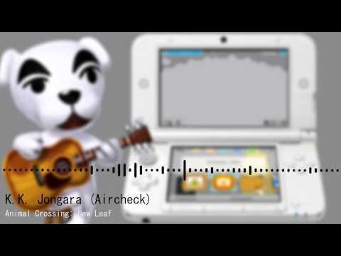 Animal Crossing: New Leaf - K.K. Jongara Aircheck (けけじょんがら) Remastered