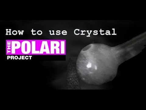 How to use Crystal Meth (Methamphetamine)
