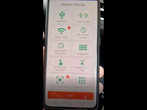 AA Wireless auto-starts Android Auto