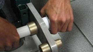 Сварка армированных труб PPRC(Это сварка полипропиленовых труб с внутренним армированием. Труба перед этим не заторцована ( это не правил..., 2009-08-09T17:18:40.000Z)